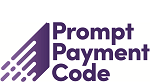 Oriel are signed up to and support the Prompt Payment Code